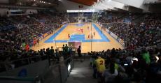 Aspecto de Son Moix en el último partido ante ElPozo Murcia. Foto: Palma Futsal.