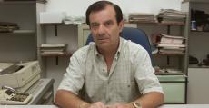 Jeroni Petro presidente balearico del último derbi de Palma. Foto: Diario de Mallorca.