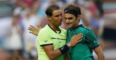 2017_03_16 Federer Nadal