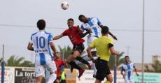 Lance del Formentera-At. Balears de la primera vuelta. Foto: Fútbol Balear.