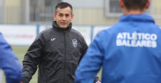 Horacio Melgarejo fue expulsado en su debut en El Collao. Foto: GuiemSports.