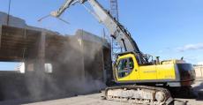 Inicio de las obras de remodelación del Estadi Balear. Foto: ATB.