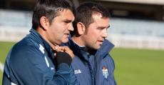 Javi Herreros será el técnico del equipo FutFem del ATB. Foto: GuiemSports.