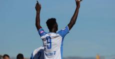Nuha Marong suma ya seis goles esta temporada. Foto: GuiemSports.