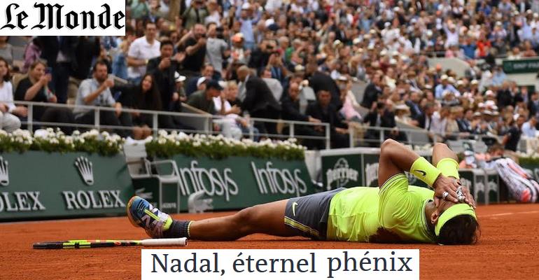 2019_06_10 Nadal Monde